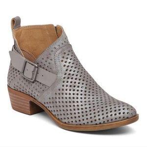 Lucky Brand Leather Bartonn bootie